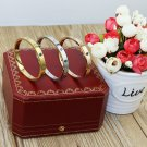 Cartier Love Bracelet Colorful Gems Version With Original Box Set