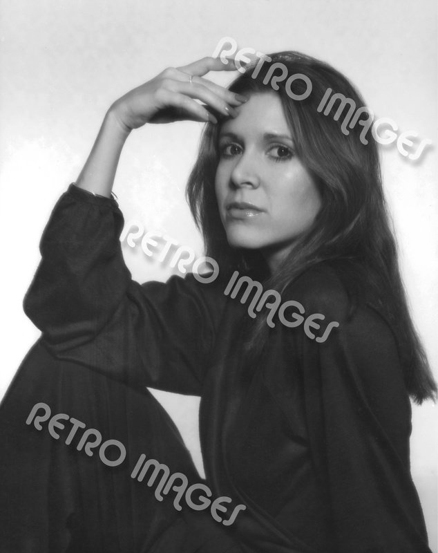 Carrie Fisher 8x10 PS301