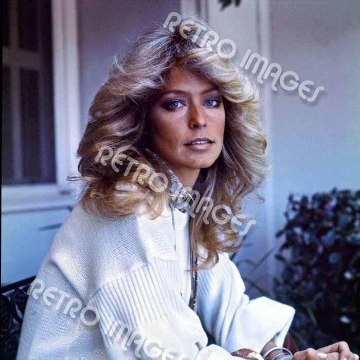 Farrah Fawcett 8x10 PS2706