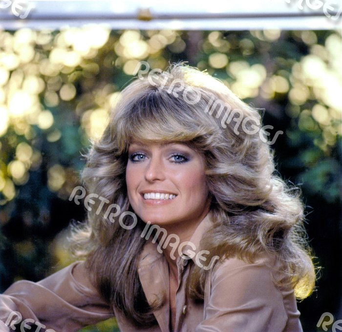 Farrah Fawcett 8x10 PS3305
