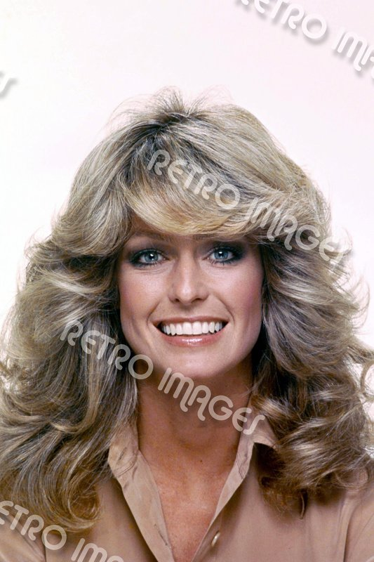 Farrah Fawcett 8x12 PS3307