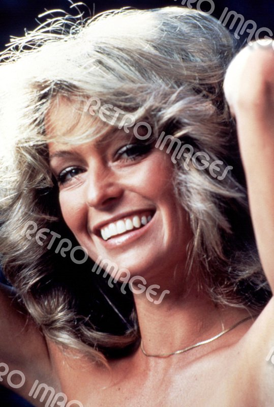 Farrah Fawcett 8x12 PS3508