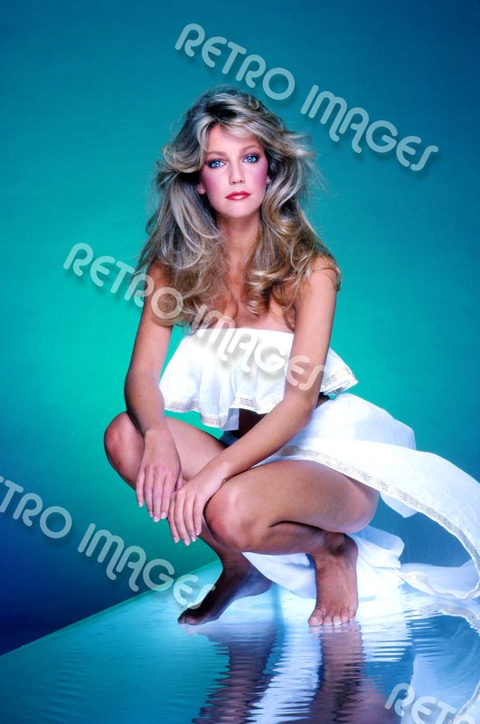Heather Locklear 8x12 PS207