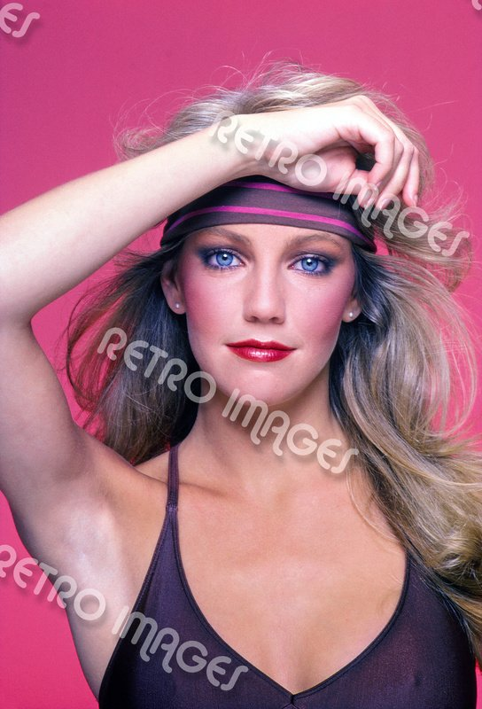 Heather Locklear 8x12 PS504