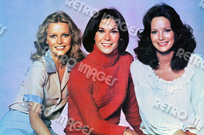 Charlie's Angels 8x10 PS-S2106