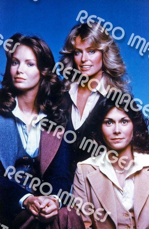Charlie's Angels 8x10 PS410