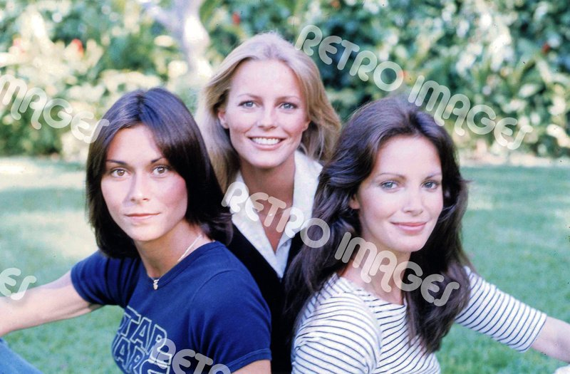Charlie's Angels 8x10 CND1702