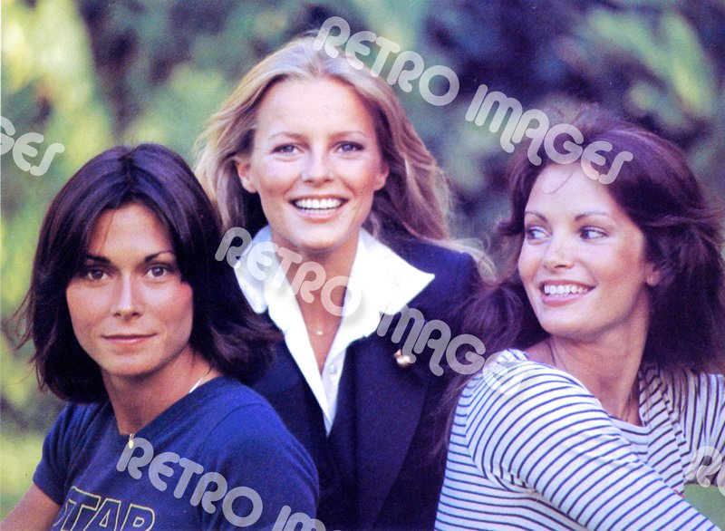 Charlie's Angels 8x10 CND1701