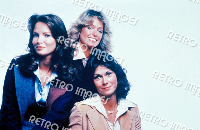 Charlie's Angels 8x10 PS406