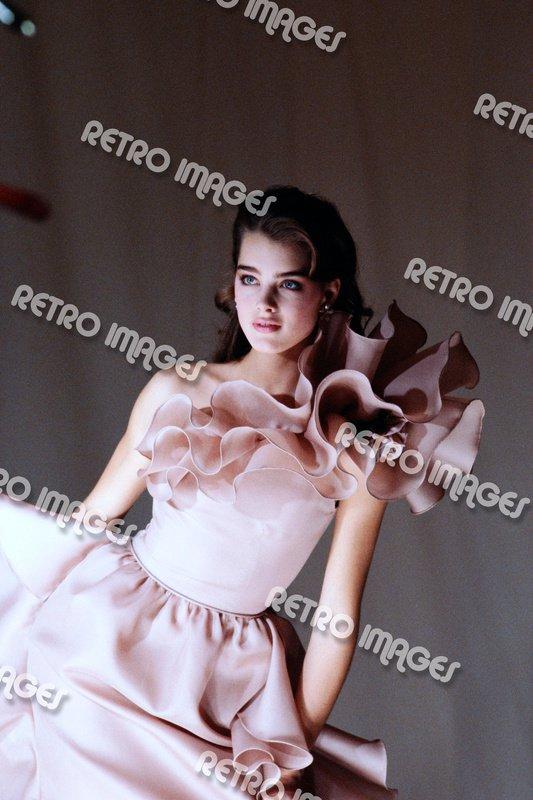 Brooke Shields 8x12 PS1501