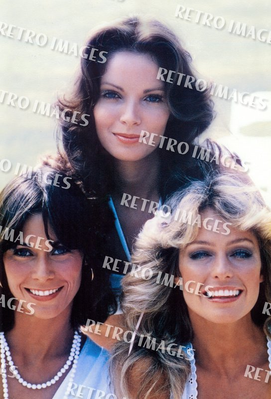 Charlie's Angels 8x10 NS08