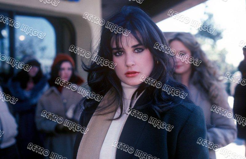 Demi Moore 8x10 PS601