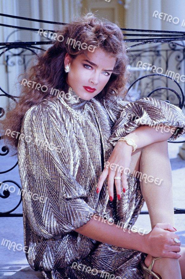 Brooke Shields 8x12 PS4001