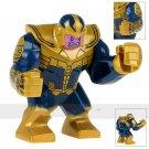 NEW Thanos Infinity War minifigure building block toys lego