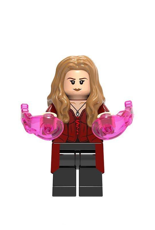 scarlet Witch Infinity War minifigure