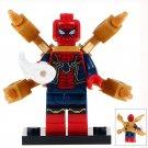 NEW suit Spider-man minifigure building block toys lego