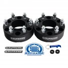 "New Black 1.5"" Wheel Spacer set For 15-19 Ford F150 Expedition Lincoln Navigator"