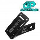 BP Suzuki GSX-R Series License Plate Mount Holder Bracket Tag Relocator Swingarm