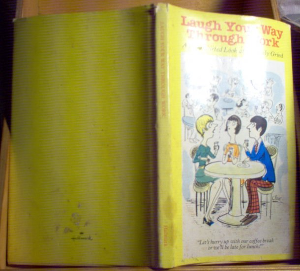 Vintage 1976 Book of Office Humor Laugh Your Way Through Work