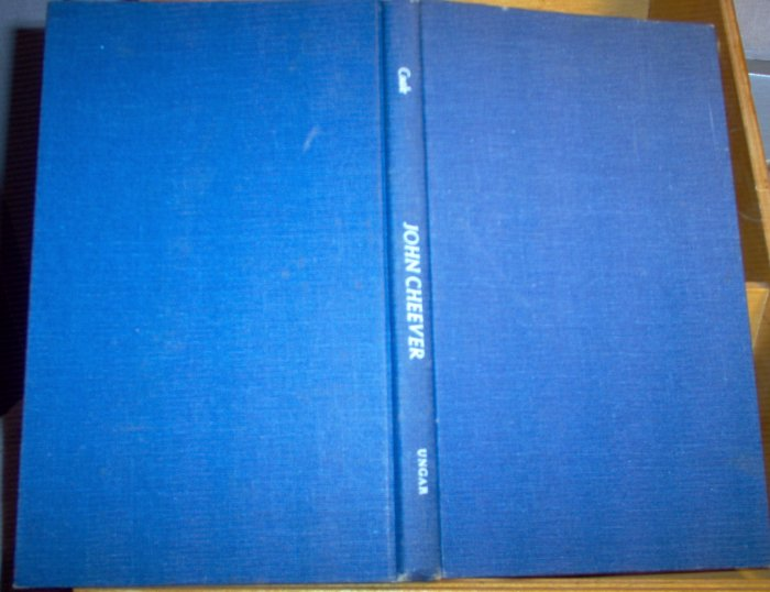 Books John Cheever by Samuel Coale and Falconer by John Cheever