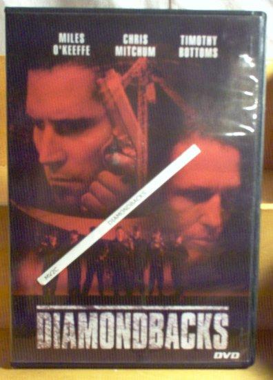 Diamondbacks DVD movie with Miles O'Keeffe and Timothy Bottoms