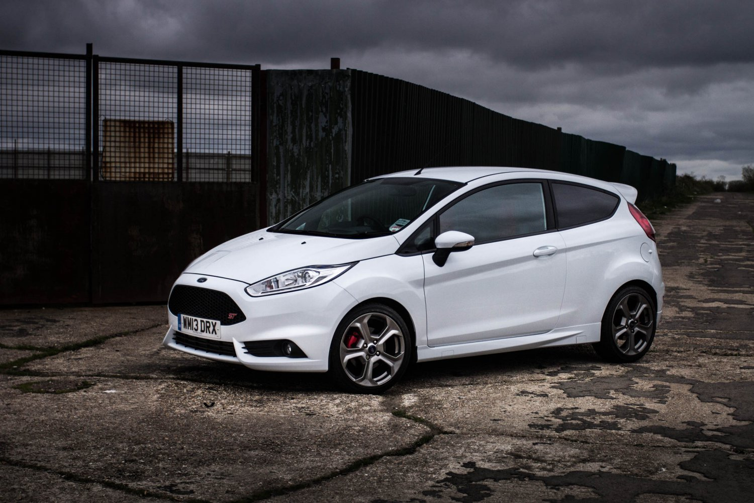 FIESTA ST MK7 PASSIVE IMMOBILISER (EU) - With Automatic Proximity Fob