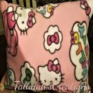 """Hello Kitty"" Miniature Pillow"