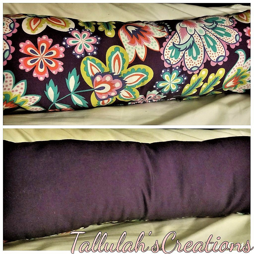 """Flowery Oasis"" Clutch Pillow"