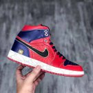 Men's Running Shoes Air Jordan 1 Ret High in Red