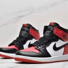 Men's Jordan 1 Retro High OG Basketball Shoes - Red White