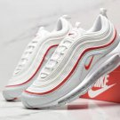 Men's/ Women's Air Max 97 SE Casual Shoes, White