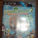 Little Big Planet 2 Special Edition PlayStation 3 PS3 COMPLETE - GREAT Condition