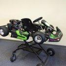 Voodoo VK1 Kid Race Go Kart, Gas Engine, 3hp, Ages 5-8