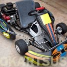 VS1 Racing Go Kart, Track Ready