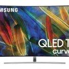 Samsung Electronics QN65Q7C Curved 65-Inch 4K Ultra HD Smart QLED TV (2017 Model)