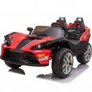 MotoTec Slingshot 12v Kids Car Red(2.4ghz RC)