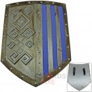 "Hyrule Warriors Shield Zelda 22.5"" FOAM Replica LARP Link's Cosplay Prop - FFS-005"