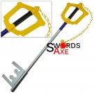 Kingdom Hearts Sora Keyblade sword (Key blade)