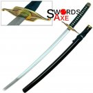 Japanese Bleach Anime Samurai Bushido Ninja Display Katana Manga Sword Cosplay SB-011