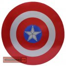 Captain America Circular Medium Round Shield All Metal Replica Star Handmade HNS-050M