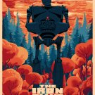 The Iron Giant Poster 24x36 inches