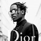 'SALE' Asap Rocky Dior Photo Paper Poster 24x32 inches