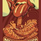 Rolling Stones Concert Poster 18x24 inches