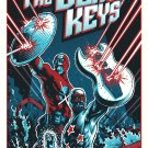 The Black Keys  Concert Poster 18x24 inches