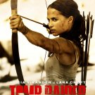 Tomb Raider 2018 Movie Alicia Vikander Poster 12x19 inches