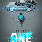 Ready Player One  Poster  12x19 inches