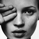 Kate Moss Photo Paper Poster 18x24 inches