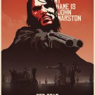 Red Dead Redemption Poster 18x24 inches