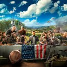 Far Cry 5 Poster 18x26 inches