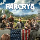 Far Cry 5 Poster 18x24 inches